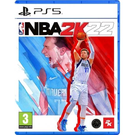Take2 NBA 2K22 Standard Edition Greek PS5