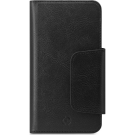 Celly Duomo Wallet Case Up To 6.5 Black