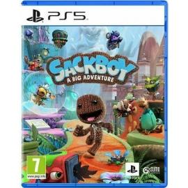 Sony Sackboy : A Big Adventure! PS5