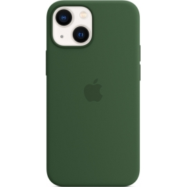 Apple Silicone Case iPhone 13 mini with MagSafe Clover