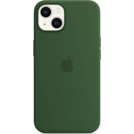 Apple Silicone Case iPhone 13 with MagSafe Clover