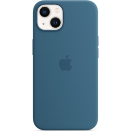 Apple Silicone Case iPhone 13 with MagSafe Blue Jay