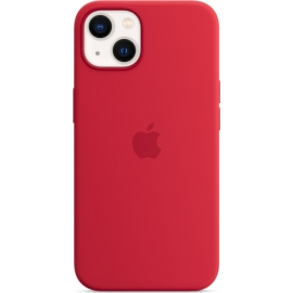 Apple Silicone Case iPhone 13 with MagSafe PRODUCT(RED)