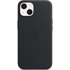Apple Leather Case iPhone 13 with MagSafe Midnight