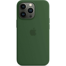 Apple Silicone Case iPhone 13 Pro with MagSafe Clover