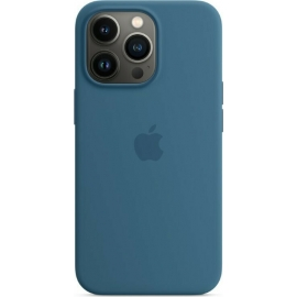Apple Silicone Case iPhone 13 Pro with MagSafe Blue Jay