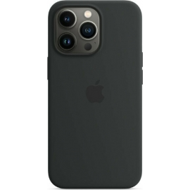 Apple Silicone Case iPhone 13 Pro with MagSafe Midnight