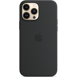 Apple Silicone Case iPhone 13 Pro Max with MagSafe Midnight