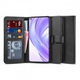 "Tech-Protect Wallet ""2"" Case Stand Xiaomi Mi 11 Lite - Black"