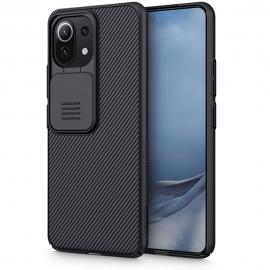 Nillkin Camshield Back Cover with camera protection Xiaomi Mi 11 Lite - Black