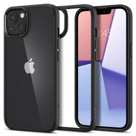 Spigen Ultra Hybrid iPhone 13 - Matte Black (ACS03523)