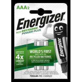 Energizer Rechargable Battery AAA 700mAh