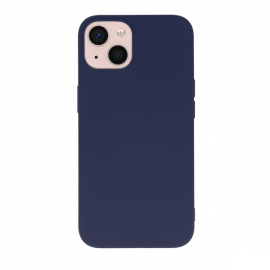 Vivid Silicone Cover Apple iPhone 13 Blue Nuit