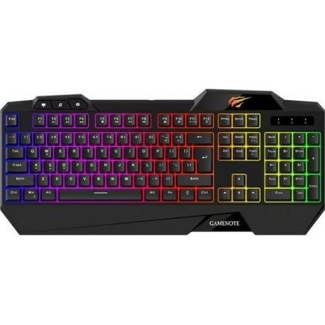 Havit Gaming keyboard GAMENOTE KB488L (US)