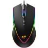 Havit MS1017 RGB Gaming Mouse 800-6400 DPI - Black