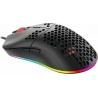 Havit Gaming mouse GAMENOTE MS1023 RGB 1000-6400 DPI