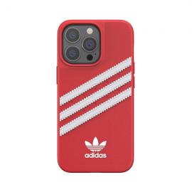 Adidas Case Apple iPhone 13/13 Pro Samba Red/White