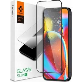 Spigen GLAS.tR Tempered Glass iPhone 13 Mini Black (AGL03404)