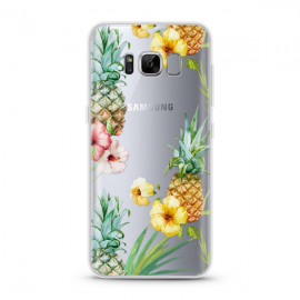 OEM Vivid Case Gelly Samsung S8 Pineapple