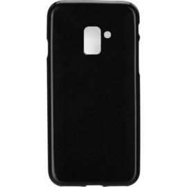 OEM Jelly Case Flash Mat Samsung J6 2018 - Black