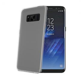 Celly Case Gelskin Transparent Samsung S8 Plus