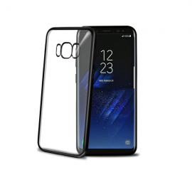 Celly Cover Case Laser Black Samsung S8 Plus