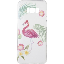 OEM Forcell Summer FLAMINGO case Samsung S8 PLUS