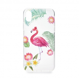 OEM Forcell Summer FLAMINGO case Huawei P20