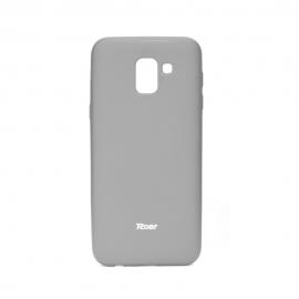 ROAR TPU BACK COVER Samsung Galaxy J6 2018 - Grey