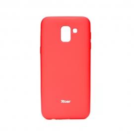 ROAR TPU BACK COVER Samsung Galaxy J6 2018 - Hot Pink