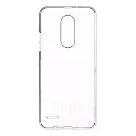 iS CASE TPU 0.3 LG K10 2017 trans