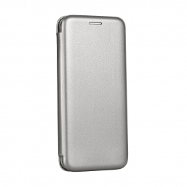 OEM Book Forcell Elegance Samsung A6 Plus 2018 - Grey