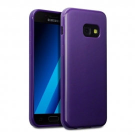 Terrapin Θήκη Σιλικόνης Samsung Galaxy A3 2017 - Purple Matte