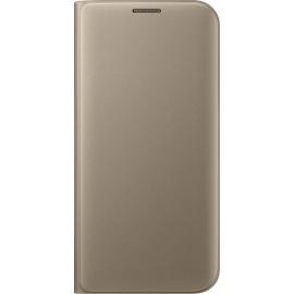 Samsung Flip Wallet Galaxy S7 - Gold (EF - WG930PFEGWW)