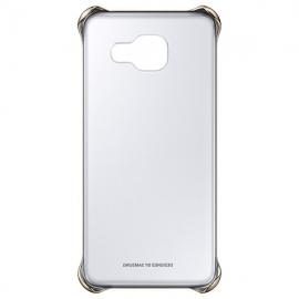 Samsung Clear Cover Galaxy A3 (2016) - Gold (EF-QA310CFEGWW)