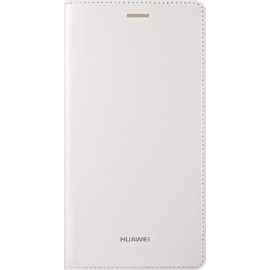 Huawei Original Flip Cover Book P8/ P9 Lite 2017 - White (51991959)