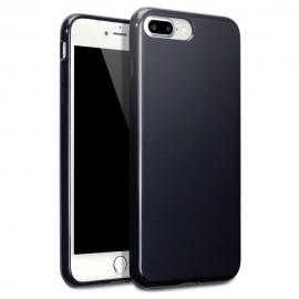 Terrapin Θήκη Σιλικόνης iPhone 7 Plus - Black Matt