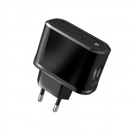 Celly Travel Adapter 2 USB 2.1A - Black (TCUSB22)