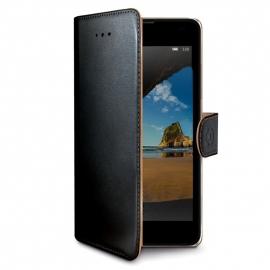 Celly Wally Nokia Lumia 550 - Black (WALLY529)