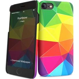 Hard Case i-Paint Rainbow iPhone 7/8