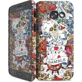 Hard Case i-Paint Tattoo Cover Samsung Galaxy A3 2017