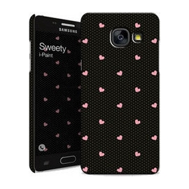 Hard Case i-Paint Hearts Samsung A3 2017