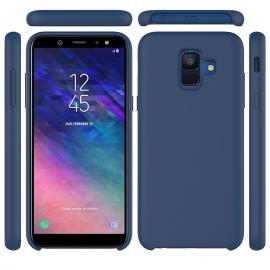 OEM Forcell Soft Silicone Case Samsung Galaxy A6 2018 - Dark Blue