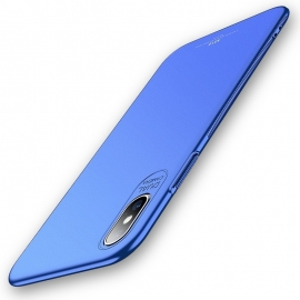 MSVII Slim Back Cover iPhone XS Max - Blue (MS7197BLU)