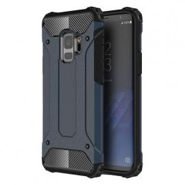 OEM Hybrid Armor Case Tough Rugged Samsung Galaxy S9 - Blue