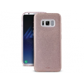 Puro Shine Θήκη Samsung Galaxy S8 - Rose Gold