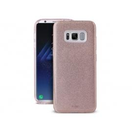 Puro Shine Θήκη Samsung Galaxy S8 - Rose Gold