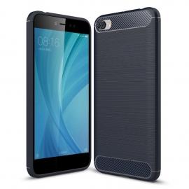 OEM Carbon Back Cover Xiaomi RedMi Note 5A - Blue