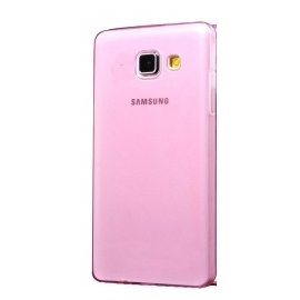 iS CASE TPU 0.3 SAMSUNG A5 6 (2016) pink
