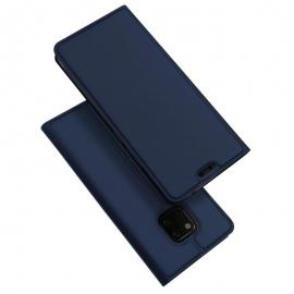 Duxducis SkinPro Flip Θήκη Huawei Mate 20 Pro - Blue